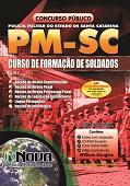 Apostila Polícia Militar de Santa Catarina (PM-SC)