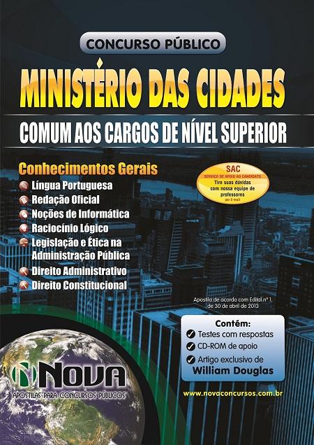 ministerio-das-cidades-comum-cargos-nivel-superior