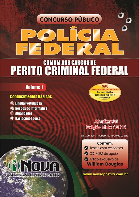 policia-federal-perito-criminal-vol-i