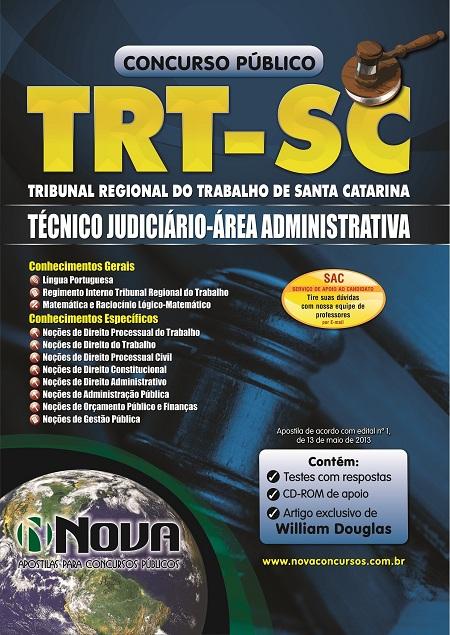 trt-sc-tecnico-judiciario-area-administrativa