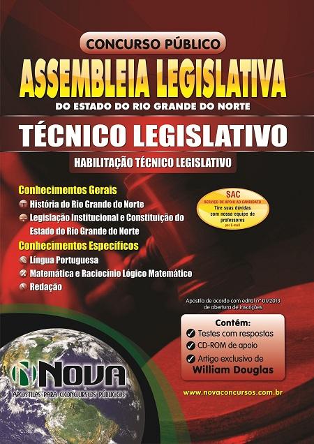 assembleia-legislativa-rn-tecnico-judiciario