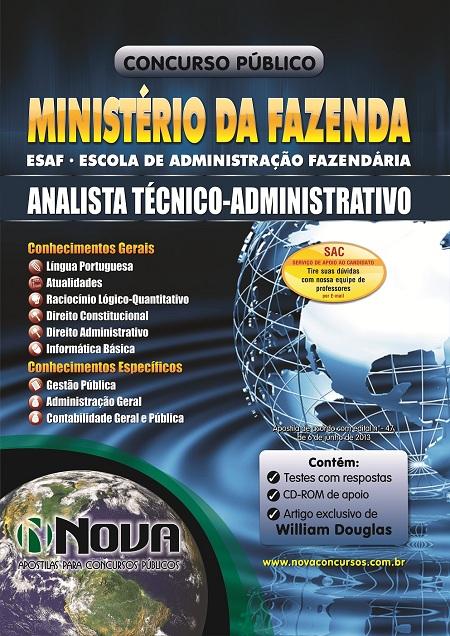 ministerio-fazenda-esaf-analista-tecnico-administrativo