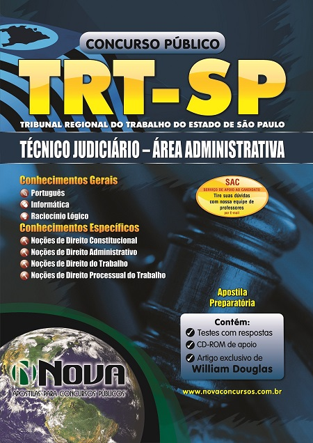trt-sp-tecnico-judiciario-area-administrativo