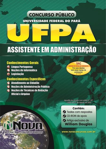 ufpa-assistente-em-administracao