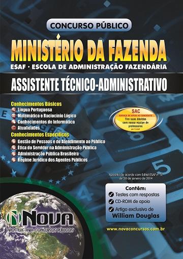 apostila do ministerio da fazenda 2014 gratis