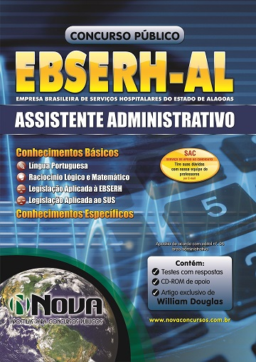 ebserh-al-assistente-administrativo