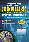Apostila Prefeitura de Joinville (SC)