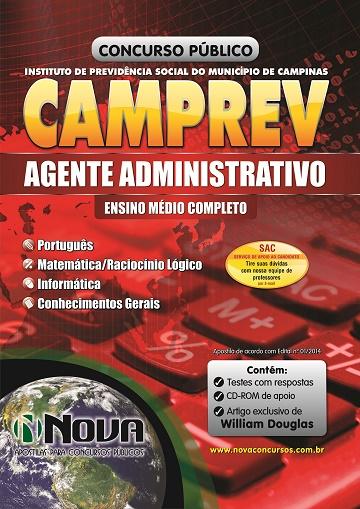 CAMPREV - Agente Administrativo