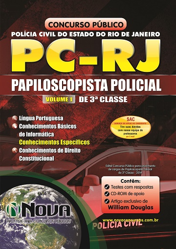 pc-rj-papiloscopista-vol-i