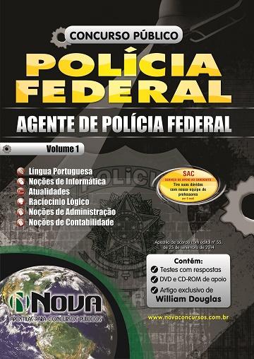 Policia Federal_ Agente de Policia Federal - Volume 1