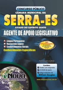 Camara da Serra - ES - Agente de Apoio Legislativo