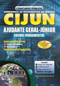 CIJUN - SP - Ajudante Geral