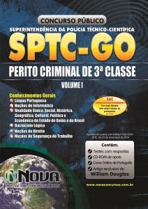 SPTC-GO - Perito Criminal Vol I 360