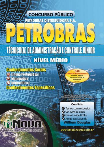 PETROBRAS - Tecnico de Administraao e Controle Jr-360