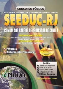 SEEDUC - RJ - Comum aos cargos de professor docente I