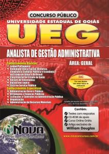 UEG - Analista de Gestão Administrativa