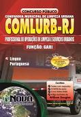Apostila COMLURB-RJ