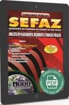 Apostila SEFAZ-SP