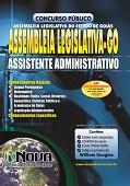 Apostila Assembleia Legislativa de Goiás