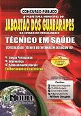 Apostila Prefeitura de Jaboatão dos Guararapes