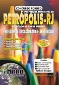 Apostila Prefeitura de Petrópolis