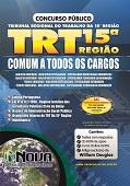 Apostila TRT 15ª Região