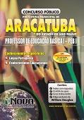 Apostila Prefeitura de Araçatuba