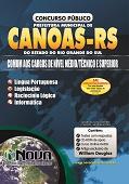 Apostila Prefeitura de Canoas (RS)