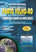 Apostila Prefeitura de Porto Velho