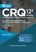 Apostila CRQ - Conselho Regional de Química