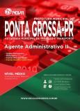 Ponta Grossa - Agente Administrativo II