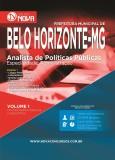 Pref. BH analista politicas publicas