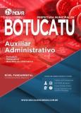 Botucatu - auxiliar adm