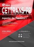 CETTRANS-PR - agente de transito i