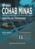 COHAB MG - Agente de Habitação - Assistente Adm e Mobilizador Social