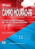 Campo Mourão - PR - Comum Alfabetizado