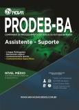 PRODEB - BA - Assistente - Suporte