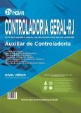 Controladoria Geral - RJ - Auxiliar de Controladoria