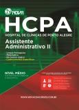 HCPA - Assistente Administrativo II