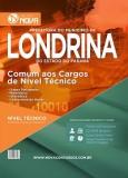 Pref Londrina - Comum Técnico
