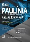 Pref  Paulínia - Guarda Municipal