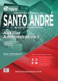 Pref Santo André - Auxiliar Administrativo I
