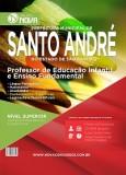 Pref Santo André - Prof Educação Infantil Ensino Fundamental