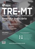 TRE - MT - Analista Jud  - Area Administrativa Vol I
