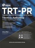 TRT-PR - Tecnico Judiciario - Area Adm  - Volume 1