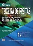 Teixeira de Freitas - BA - Ajudante de Ensino Auxiliar de Creche e Auxiliar de Disciplina