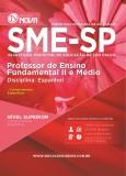SME-SP - Professor - Espanhol