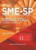 SME-SP - Professor - Matematica