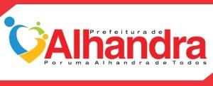 prefeitura de alhandra logao