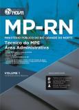 MP-RS-Tecnico Area Administrativa - Vol 1 - site
